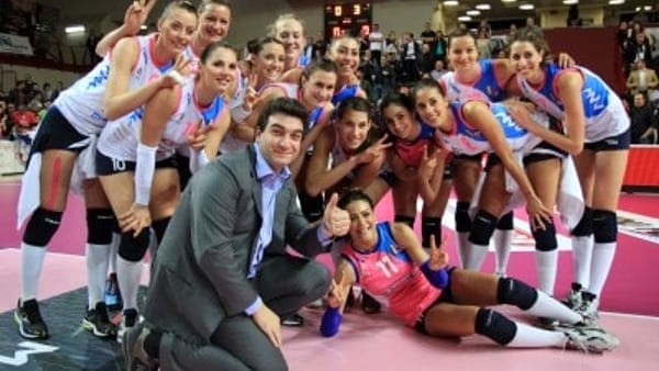 Volley - Piacenza, finale scudetto e Champions League