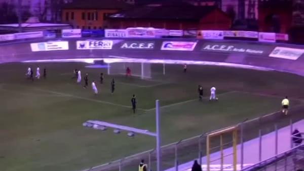 Il gol di Corbari regala il successo al Fiorenzuola e stende la Savignanese VIDEO