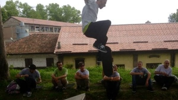 Alley Oop: spettacolo freestyle all'arena Daturi - 2