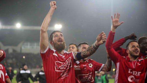 Piacenza-Entella 1-0, gli highlight video della partita