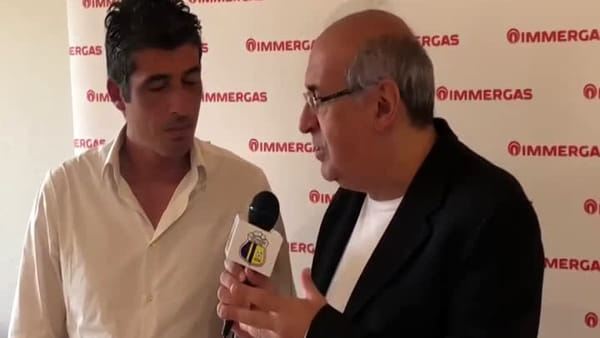 Fiorenzuola - Mister Tabbiani: «Bravi i ragazzi a prendere le misure sul Lentigione» VIDEO