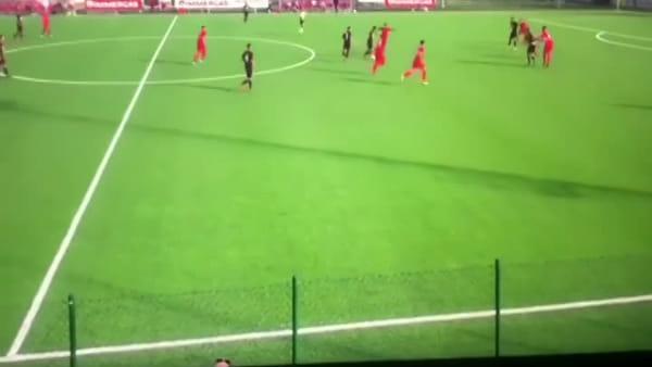 Serie D - Il Fiorenzuola stende il Lentigione con due splendide reti VIDEO