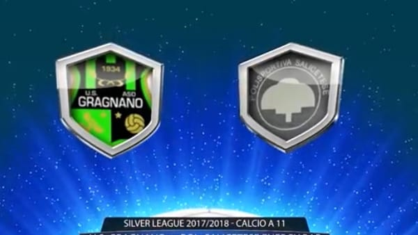CAI Soccer Piacenza - Gli highlight VIDEO di Gragnano-Salicetese Energy Bar