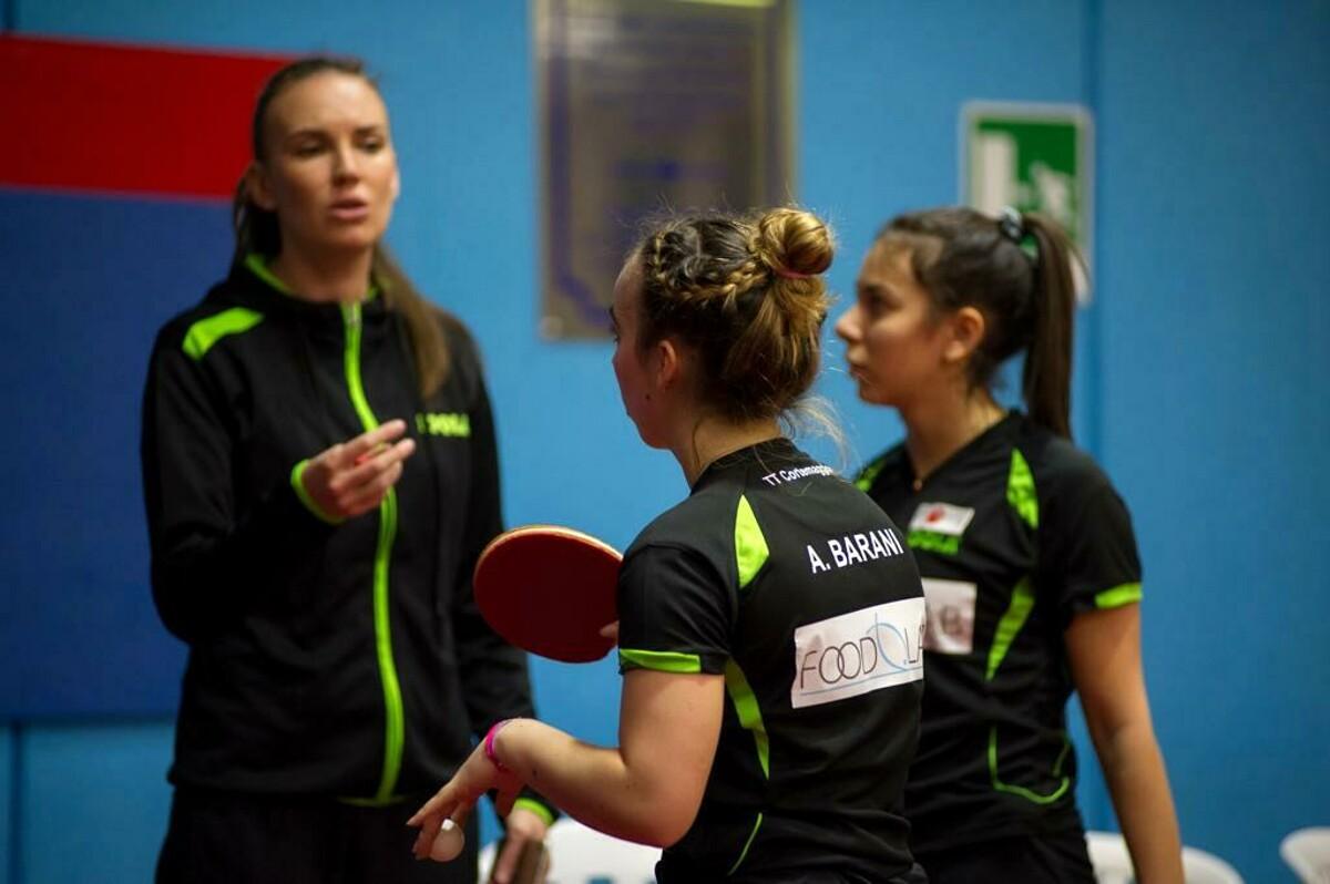 Tennistavolo - Cortemaggiore, Serie A1 femminile al via in ottobre. Dodicesima stagione nella massima serie