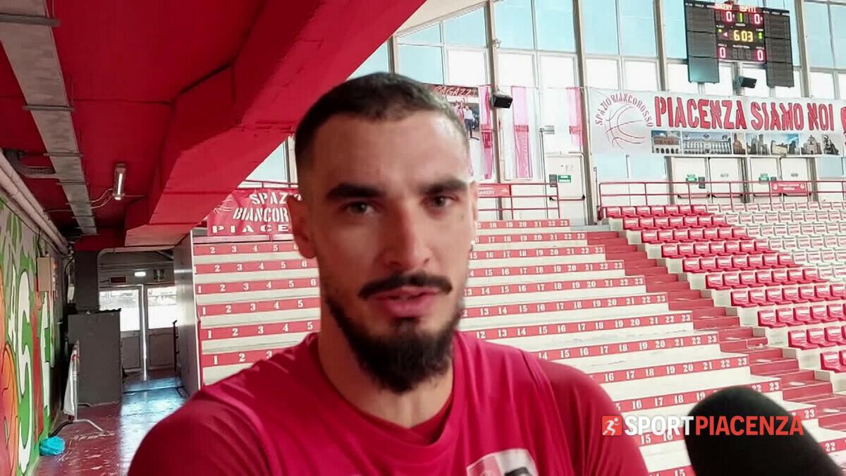 Marco Perin guarda al futuro:«Adesso non vogliamo fermarci, ma Pistoia è una grande squadra». VIDEO