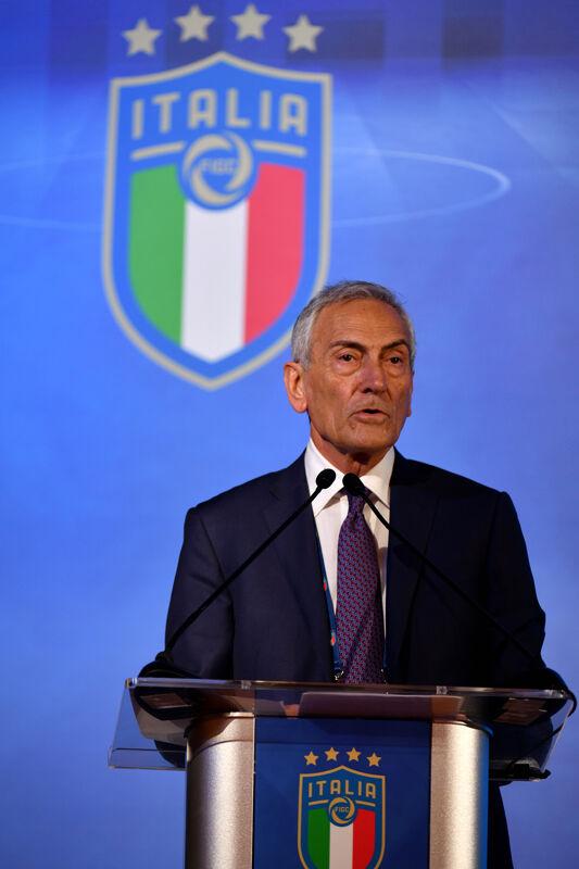 Gabriele Gravina riconfermato alla guida della Figc fino al 2024