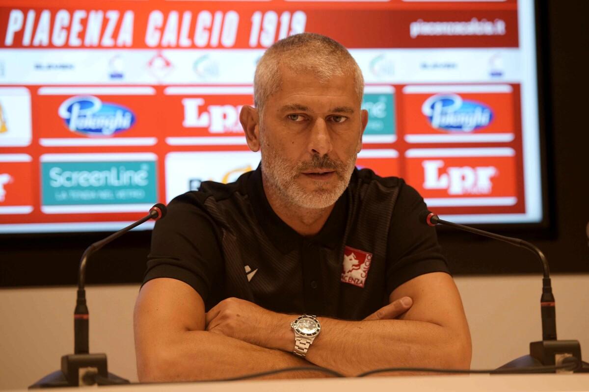 Piacenza - Scazzola: «Peccato, avremmo meritato la vittoria. Il loro gol? Era chiaramente fallo»