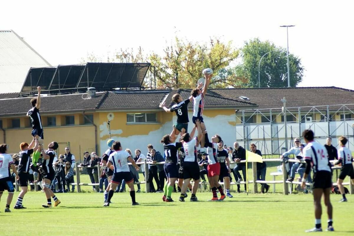 Rugby - Lyons, doppia sconfitta. La Serie C ko contro il Gossolengo e l'Under 17 contro il Bologna