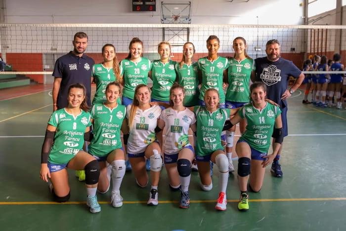 Volley Academy Piacenza Trofeo Arianna 2019 1
