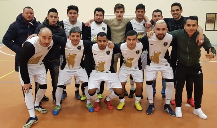 Alianza Latina - 1^ classificata Golden League C5-2