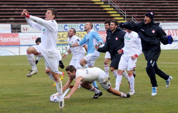 I migliori anni Cremonese - Piacenza 2-2