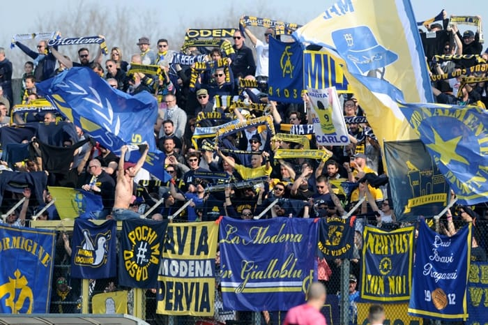 Fiorenzuola - Modena 1