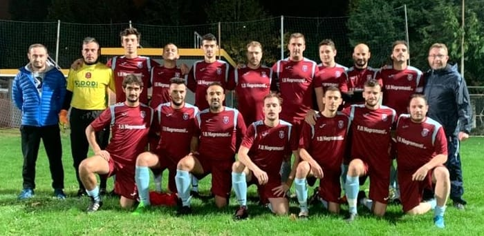 Nibbiano Calcio Amatori - Golden League C11-3