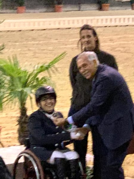 Equitazione Paralimpica 3-2