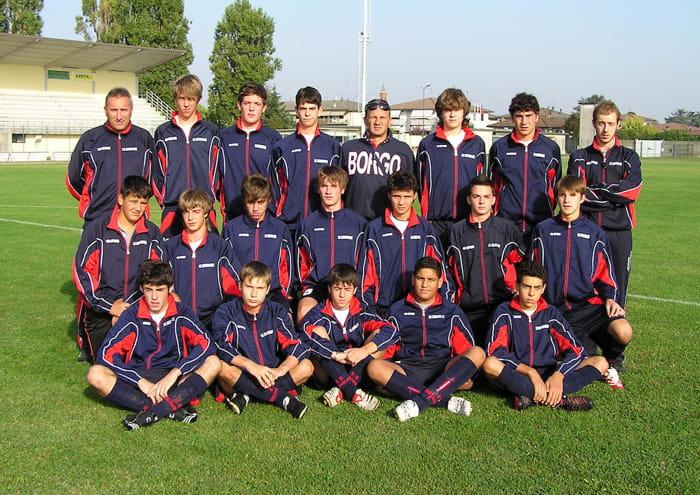 Borgonovese Allievi 2007-2008-2