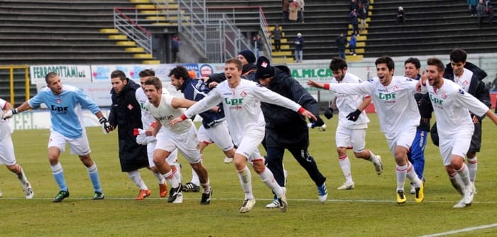 I migliori anni Cremonese - Piacenza 3-2