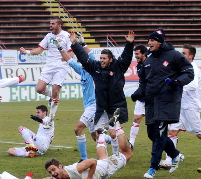 I migliori anni Cremonese - Piacenza 1-2