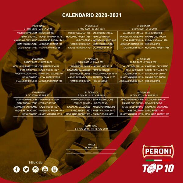 Rugby Top12   Lyons, ecco il calendario 2020/2021. Si parte il 31