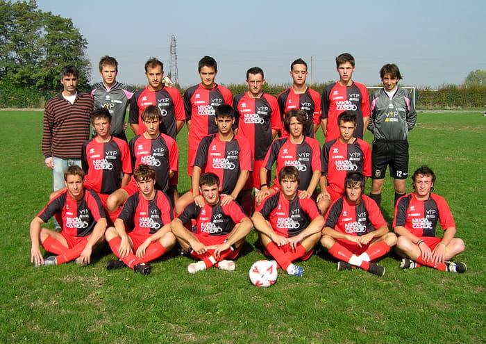 Fiorenzuola Juniores 2007-2008-2