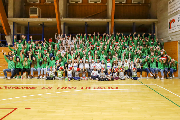 Natale 2019 Volley Academy Piacenza 3