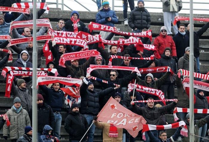 I migliori anni Cremonese - Piacenza 15-2